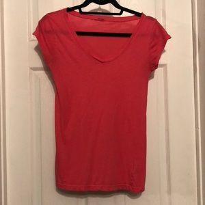 LAmade coral t-shirt